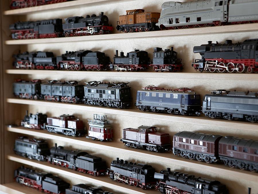 Sammler 4 Eisenbahn