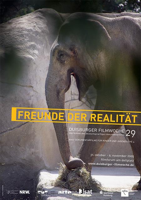 Duisburger Filmwoche Plakat